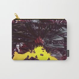 Black Licorice (3D Digital Fractal Art) Carry-All Pouch