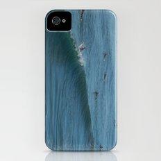 Waves on Sunday Slim Case iPhone (4, 4s)