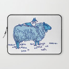 Giddy-Up! Laptop Sleeve
