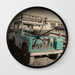 Landy S2 Wall Clock
