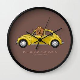 CHOWCHOWEO Wall Clock