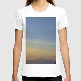 Sunset, Amalphi coast, Italy T-shirt
