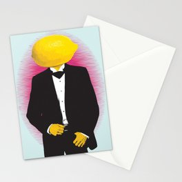 Lemonhead Stationery Cards