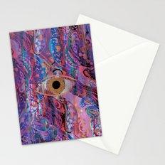 Third Eye Rave Stationery Cards