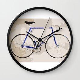 The Gios Track Bike Wall Clock