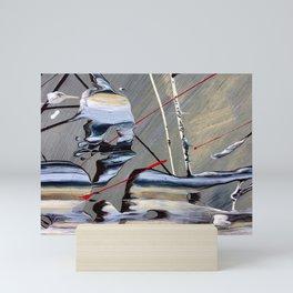 Gather Your Shoes - Close-up #2 Mini Art Print