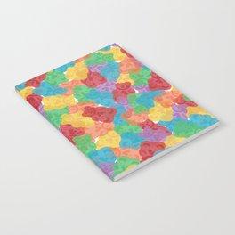 Gummy Bears Notebook