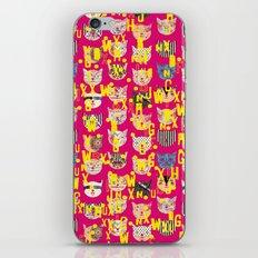 C.C. c.c. iPhone & iPod Skin