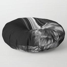 Error Cat Floor Pillow