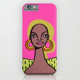 Nora iPhone Case