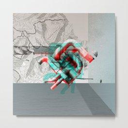 atmosphere 43· Everything... Metal Print