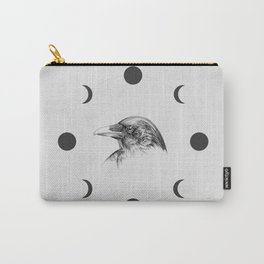Six Eyed Raven Carry-All Pouch