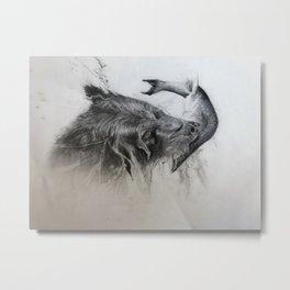 Spirit of Alaska Metal Print