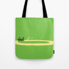 Long Journey Tote Bag