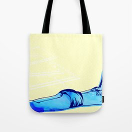 It feels so wrong--It feels so right Tote Bag