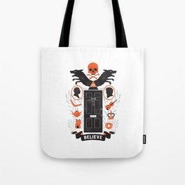 221B Tote Bag