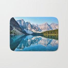 Banff National Park, Canada Bath Mat