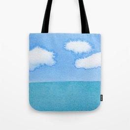 The Three Cloud Amigos Tote Bag