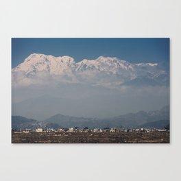 Asia 40 Canvas Print