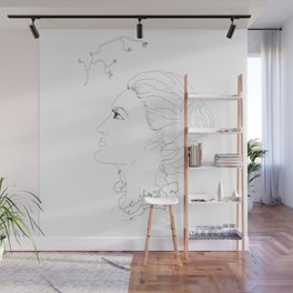 Spring in the soul Wall Mural