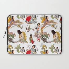 China Cabinet Toss Laptop Sleeve