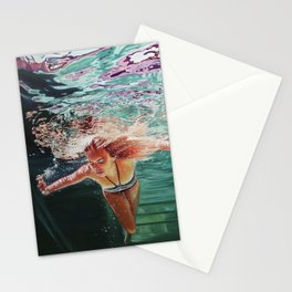New born Stationery Cards