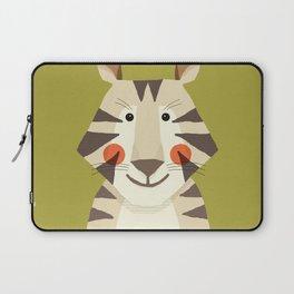 Tiger, Animal Portrait Laptop Sleeve