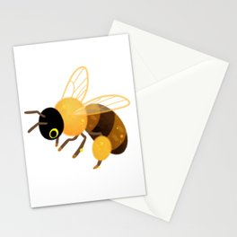 Honey bees Stationery Cards