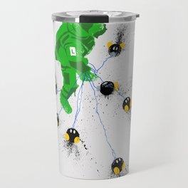 Luigi's Hurt Locker Travel Mug