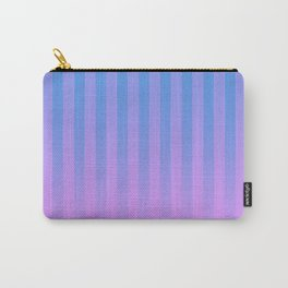 Gradient Stripes Pattern bp Carry-All Pouch