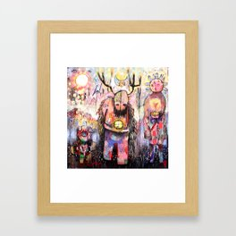 The Most Precious Of Things Framed Art Print