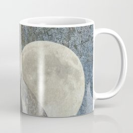 Rock Moon Eagle Coffee Mug