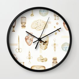 good old days Wall Clock