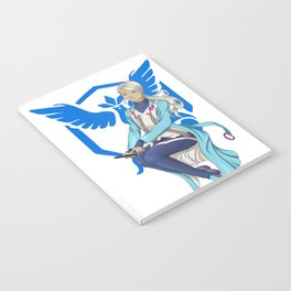 Team Mystic Notebook