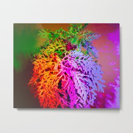 I Got All My Fingers On You Metal Print