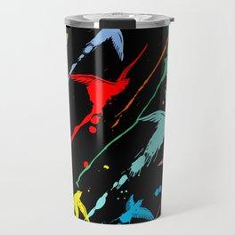 Flying colors Travel Mug