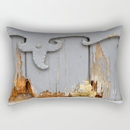 Door 2 Rectangular Pillow