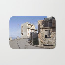 Little Village at the Sea - Forza d'Agro - Sicily  Bath Mat