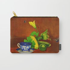 Teacup with Squash Carry-All Pouch