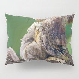 Melanie's Marmoset Pillow Sham