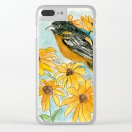 Maryland Clear iPhone Case
