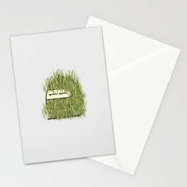 Ghillie Suit Ninja Stationery Cards