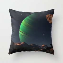 Endymion Throw Pillow