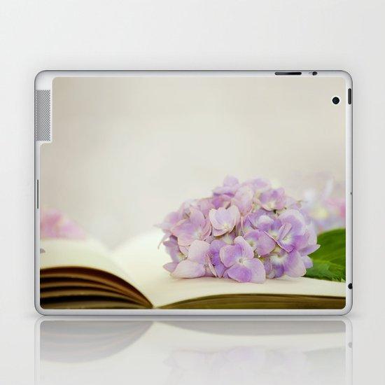 Every Flower Tells A Story Laptop & iPad Skin