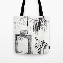 EXIT SERIES 1 Tote Bag