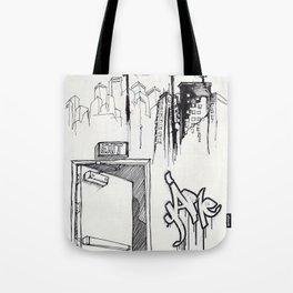 EXIT SERIES 1 Tote Bag