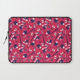 Tools of a Hockey Player Laptop Sleeve