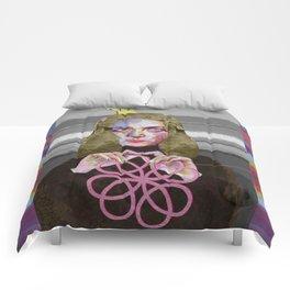 Queen of crochet Comforters