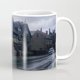 England Art Print * Vintage Photo * 1950's * Shakespeare * Home * Kodachrome * European * Color Coffee Mug