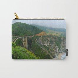 Monterey Bridge Carry-All Pouch